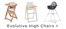 Evolutive Hight Chairs