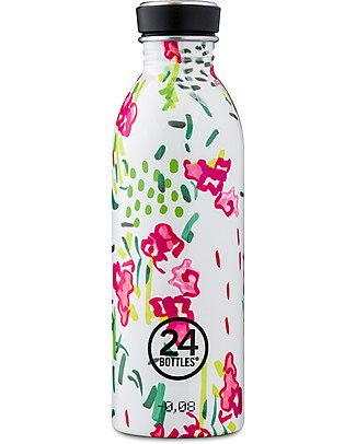 24Bottles Stainless Steel Urban Bottle, 500 ml - Sprinkle Metal Bottles