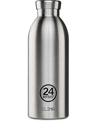 24Bottles Thermal Stainless Steel Clima Bottle, 500 ml Thermos Bottles