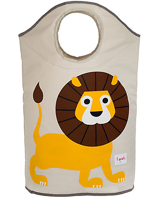 3 Sprouts Laundry Hamper Lion - No more mess, and lots of cuteness! Toy Storage Boxes