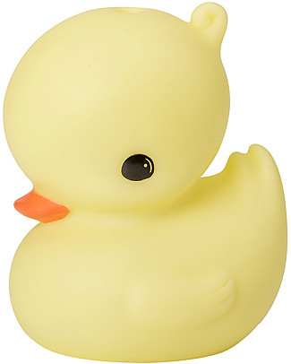 A Little Lovely Company Bath Toy, Duck - Yellow Bath Toys