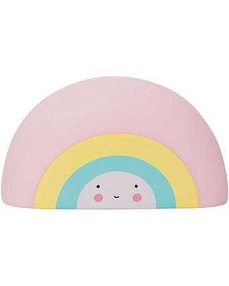 A Little Lovely Company Bath Toy, Rainbow - Multicolor null