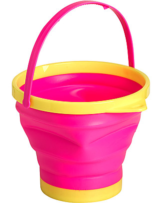 A Little Lovely Company Bucked and Spade Set - Pink Beach Toys