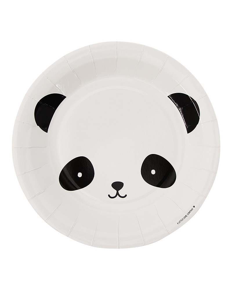 A Little Lovely Company Celebrations 12 Paper Plates - Panda Bowls u0026 Plates  sc 1 st  Family Nation & A Little Lovely Company Celebrations 12 Paper Plates - Panda unisex ...