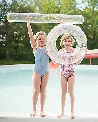 A Little Lovely Company Inflatable Glitter Pool Noodle Beach Toys