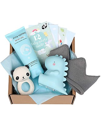 A Little Lovely Gift Box Baby gift box: Welcome little boy - Extra Large Gift Box
