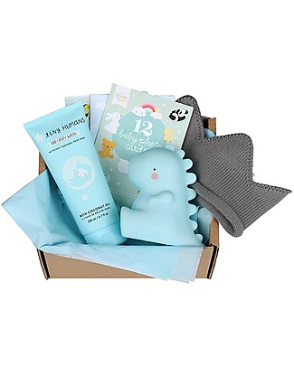 A Little Lovely Gift Box Baby gift box: Welcome little boy - Medium Gift Box