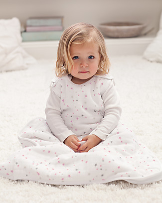 Aden & Anais Lovely Cozy Plus™ Sleeping Bag 2.5. TOG - Cotton Muslin (for even the coldest nights!) Warm Sleeping Bags