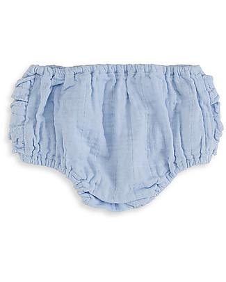 Aden & Anais Night Sky Bloomer, Blue - Cotton Muslin! Shorts