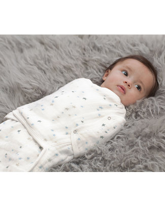 Aden & Anais Night Sky - Easy Swaddle™ - 100% Cotton Muslin Swaddles