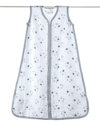 Aden & Anais Twinkle Classic Sleeping Bag 1 TOG - 100% Cotton Muslin (Lightweight) Light Sleeping Bags