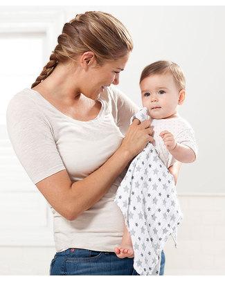 Aden & Anais Twinkle Musy - multiuse Muslin cloths - 3 pack - 100% cotton muslin - 70 x 70 cm Muslin Cloths