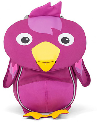 Affenzahn Kids backpack 1-3 years, Bella Bird - Eco-friendly and playful! null