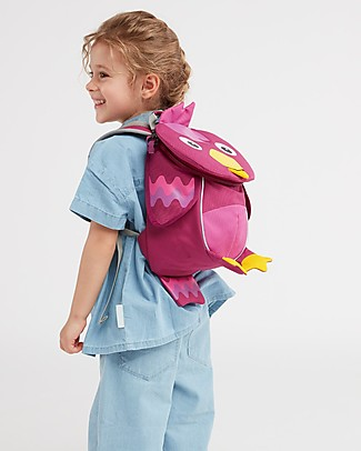 Affenzahn Kids backpack 1-3 years, Bella Bird - Eco-friendly and playful! Small Backpacks