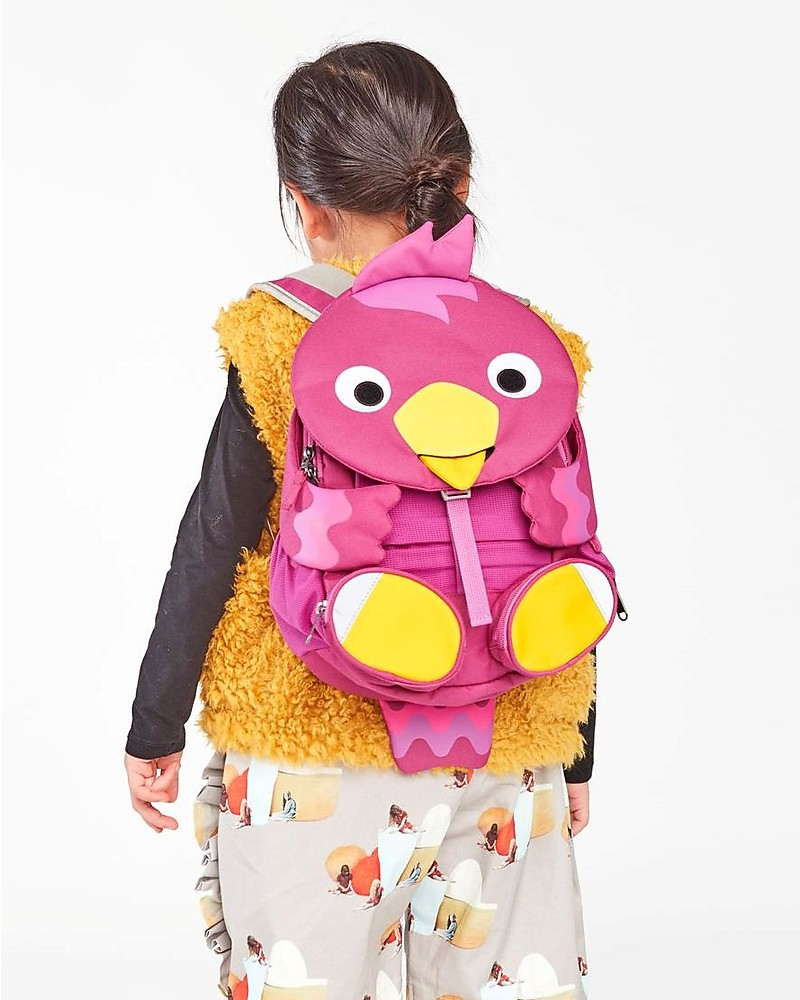 f6b5fbc8f788 Affenzahn Kids Backpack 3-5 years, Bibi Bird - Perfect for Preschool and eco