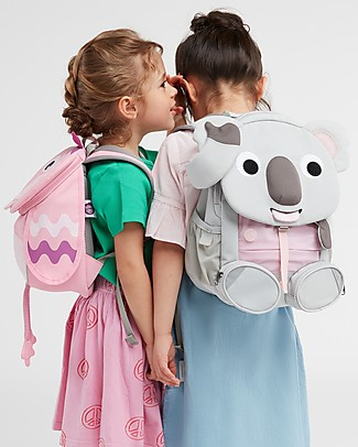 Affenzahn Kids Backpack 3-5 years, Kimi Koala - Perfect for Preschool and Eco-Friendly! Small Backpacks