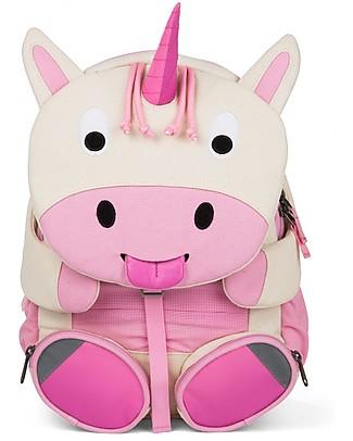 Affenzahn Kids Backpack 3-5 years Uma Unicorn - Organic Cotton - Limited edition null