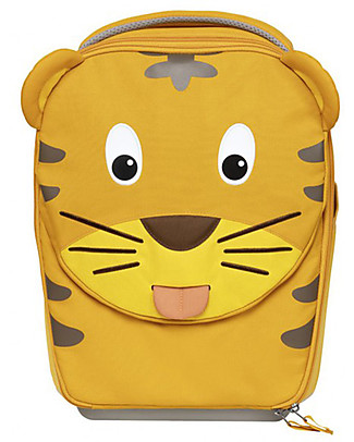 Affenzahn Kids Suitcase, Timmy Tiger - Perfect as Hand Luggage! Travel Bags