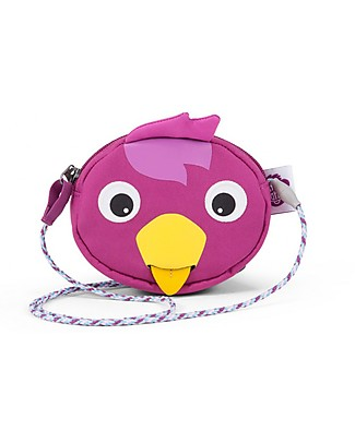 Affenzahn Kids Wallet, Bella Bird -  Enhance the independence! Messenger Bags