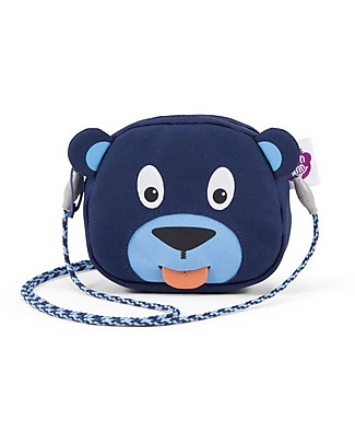 Affenzahn Kids Wallet, Bobo Bear - Enhance the independence! Purses