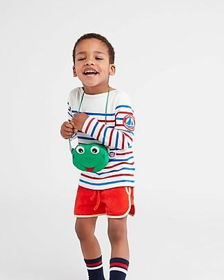 Affenzahn Kids Wallet, Finn Frog - Enhance the independence! Messenger Bags