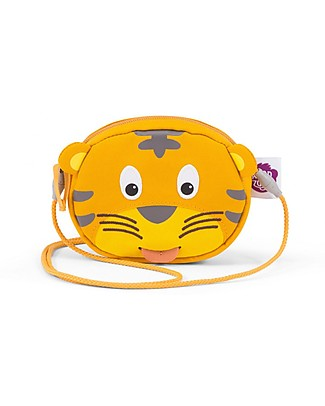 Affenzahn Kids Wallet, Timmy Tiger - Enhance the independence! Messenger Bags