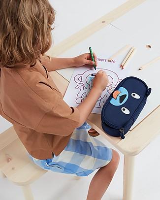 Affenzahn Pencil Case Bobo Bear - Durable and Eco-friendly! Pencil Cases