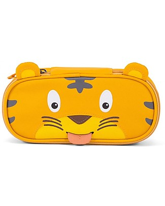 Affenzahn Pencil Case Timmy Tiger - Durable and Eco-friendly! Pencil Cases