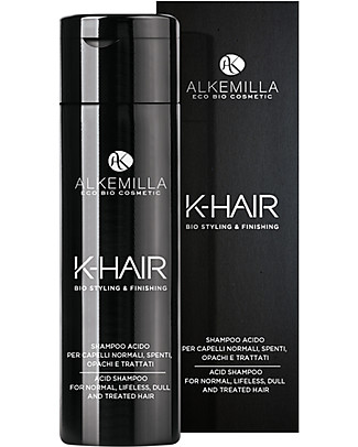 Alkemilla Acid Shampoo to Restore Strenght and Shine, K-Hair - 250 ml Shampoos And Baby Bath Wash