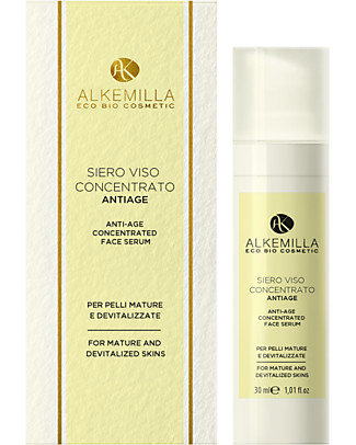 Alkemilla Anti-Age Concentrated Face Serum - 30 ml Face