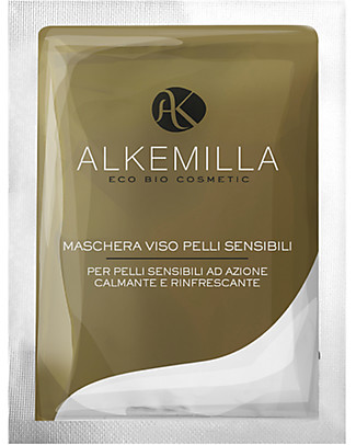 Alkemilla Face Mask for Sensitive Skins - 20 ml Face