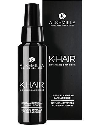 Alkemilla Natural Crystals for Blonde Hair, K-Hair - 50 ml Hair Care
