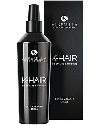 Alkemilla Organic Extra Volume Spray, K-Hair - 250 ml Shampoos And Baby Bath Wash