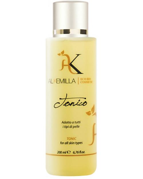 Alkemilla Organic Face Tonic for all Skin Tape - 200 ml Face
