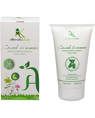 Alkemilla Organic Soothing Cream - 150 ml Body Lotions And Oils