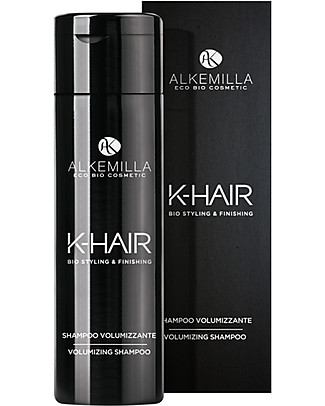 Alkemilla Volumizing Shampoo, K-Hair - 250 ml Shampoos And Bath Wash