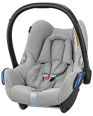 Bébé Confort/Maxi Cosi CabrioFix Car Seat, Nomad Grey – 0-12 Months, Light and Safe! Car Seats