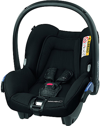 Bébé Confort/Maxi Cosi Citi Car Seat, Nomad Black - 0-12 months, TUV Certification Car Seats