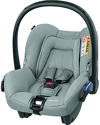 Bébé Confort/Maxi Cosi Citi Car Seat, Nomad Grey - 0-12 months, TUV Certification Car Seats