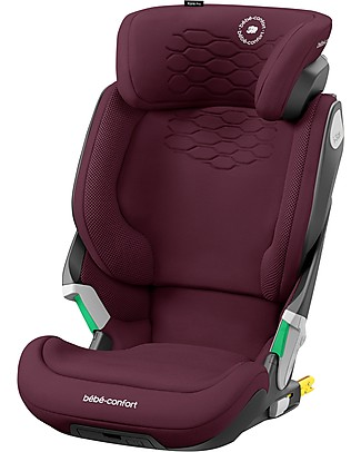 Bébé Confort/Maxi Cosi Kore Pro i-Size Car Seat, Red, with ClickAssist Light - from 3,5 to 12 years! Child Car Seats