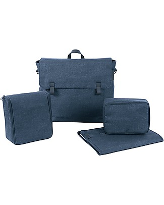 Bébé Confort/Maxi Cosi Nursery Modern Bag, Nomad Blue - Perfect for Baby Changing! Diaper Changing Bags & Accessories