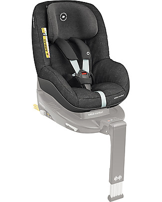 Bébé Confort/Maxi Cosi Pearl Pro i-Size Car Seat, Nomad Black - From 6 months to 4 years, R129 Compliant Toddler Car Seats