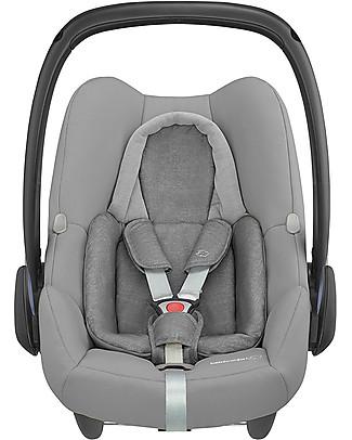 Bébé Confort/Maxi Cosi Rock Car Seat 0+ i-Size, Nomad Grey - 0-12 Months Baby Car Seats
