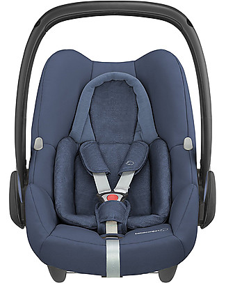 Bébé Confort/Maxi Cosi Rock Car Seat, Nomad Blue – 0-12 Months, 4 Star rating Car Seats