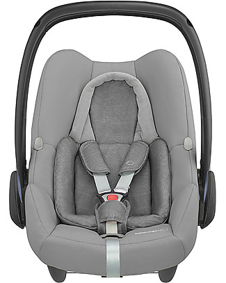 Bébé Confort/Maxi Cosi Rock Car Seat, Nomad Grey – 0-12 Months, 4 star rating Car Seats