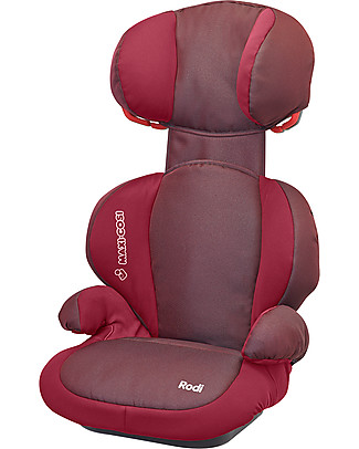Bébé Confort/Maxi Cosi Rodi SPS Car Seat Groups 2-3, Carmine - From 3.5 to 12 years! Car Seats