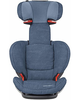 Bébé Confort/Maxi Cosi RodiFix Airprotect, Car Seat Groups 2-3, Nomad Blue - From 3.5 to 12 years Car Seats
