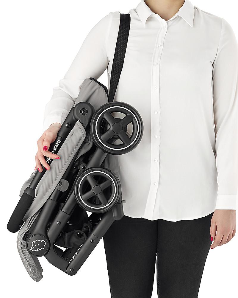 3aeec21b80 Bébé Confort/Maxi Cosi Stroller Lara, Nomad Grey - Only 6 kg Weight ...