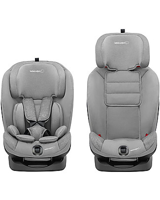 Bébé Confort/Maxi Cosi Titan Car Seat Isofix Group 1/2/3, Nomad Grey - From 9 months to 12 years Toddler Car Seats