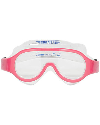 Babiators Baby Goggles, Submarine Collection - Popstar Pink Sunglasses